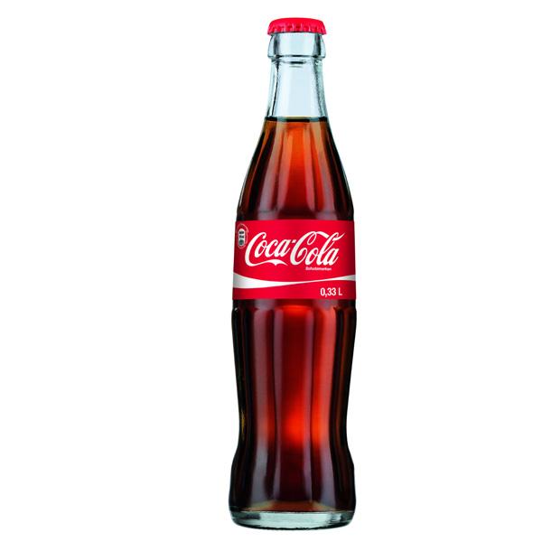 Coca-Cola hat zahlreiche Produktvariationen auf den Markt gebracht ...